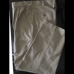 Khaki pants size 36 with 32 inseam